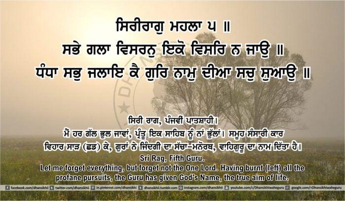 Sri Guru Granth Sahib Ji Arth Ang 43 post 12
